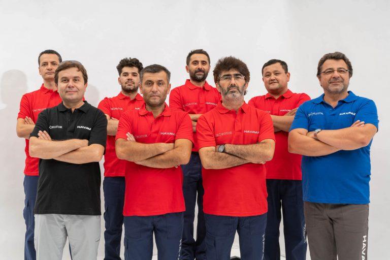 EuroRotor Compressors Team