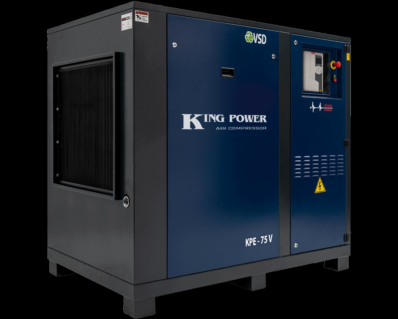 King Power KPE 75 Compressor
